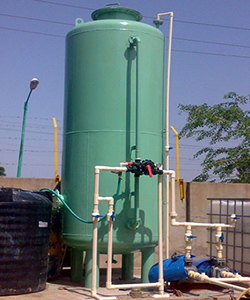 water softner plant in Dahisar