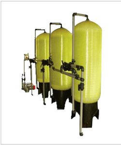 water softner plant manufacturer